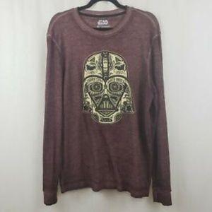 Star Wars Red Thermal Shirt